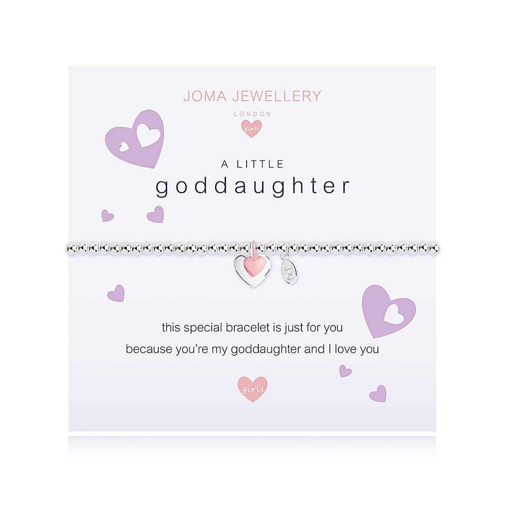 Joma Girls 'a little GODDAUGHTER' - bracelet