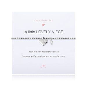 Joma Girls a little Lovely Niece Bracelet - More Than Just a Gift