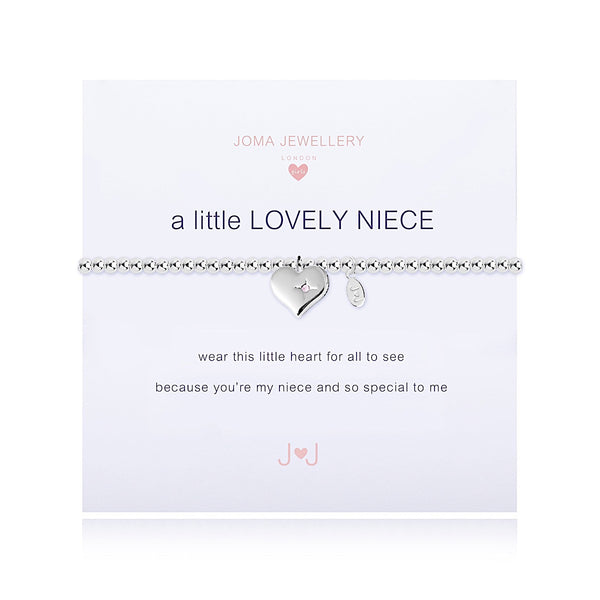 Joma Girls 'a little LOVELY NIECE' - bracelet