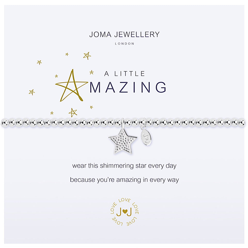 Joma a little Amazing Bracelet - star