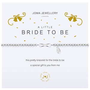 Joma a little Bride to be Bracelet - bow