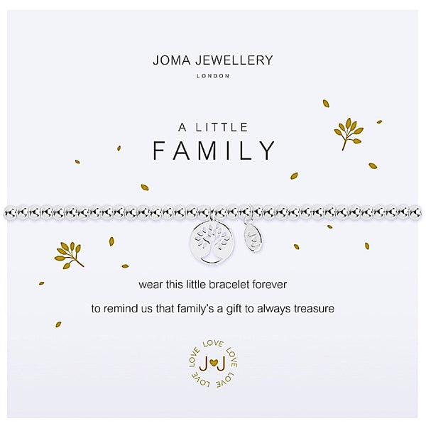 Joma 'a little FAMILY' - bracelet - Narborough Hall