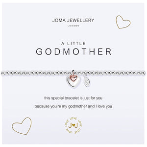 Joma a little Godmother Bracelet - More Than Just a Gift