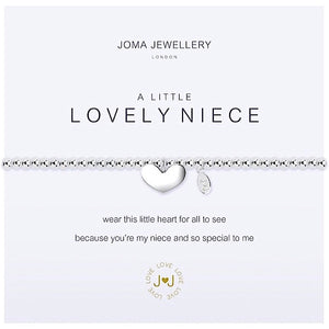 Joma a little Lovely Niece Bracelet - More Than Just a Gift
