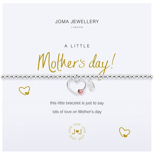 Joma a little Mother's Day Bracelet - heart