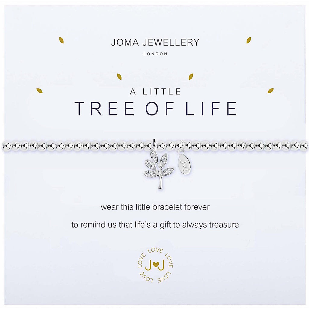 Joma a little Tree of Life Bracelet - tree