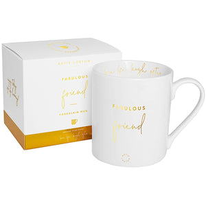 Katie Loxton Fabulous Friend Boxed Mug