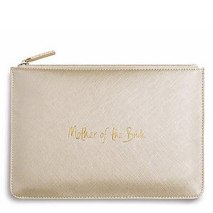Katie Loxton Mother of the Bride Handwritten Pouch