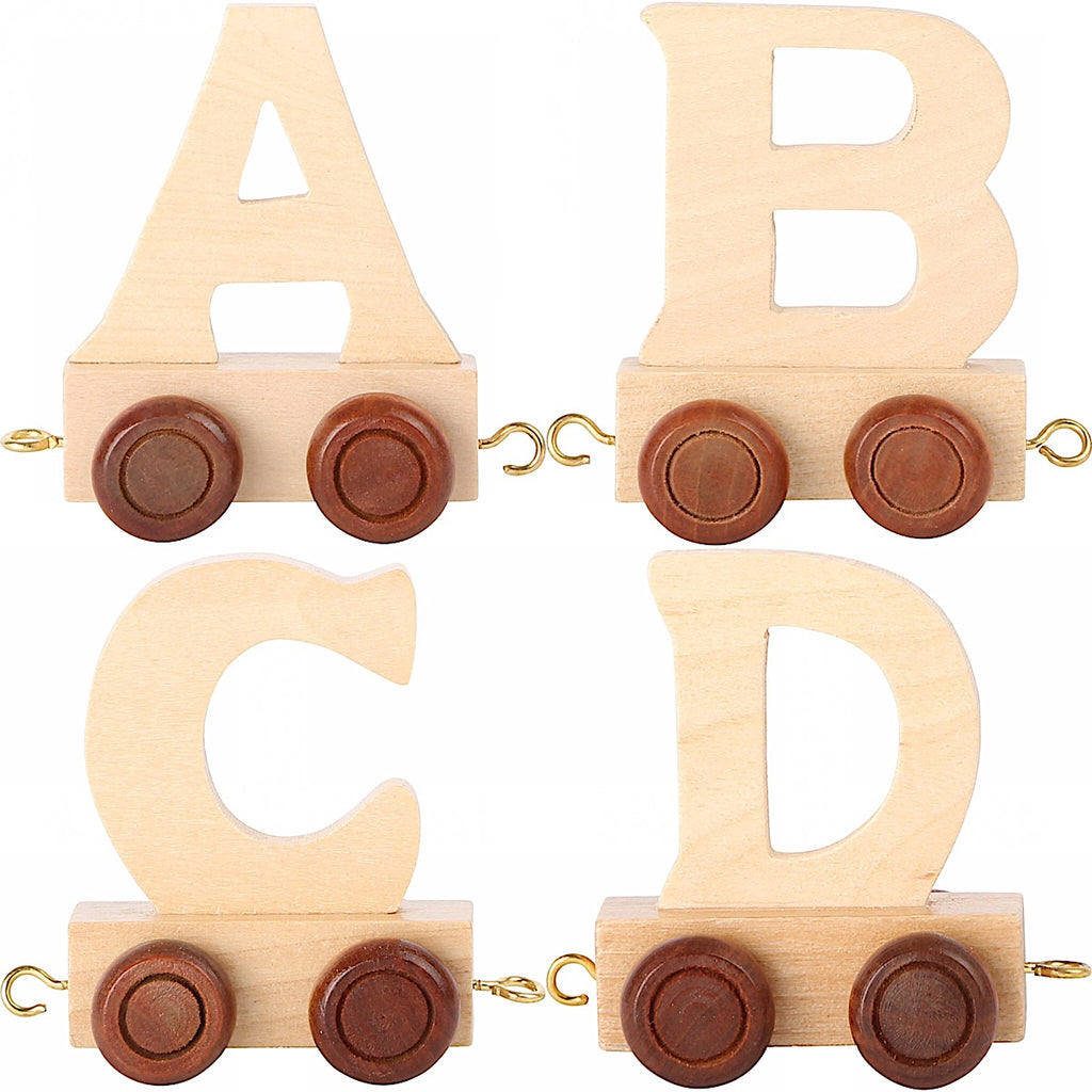 Name Train Alphabet Letters