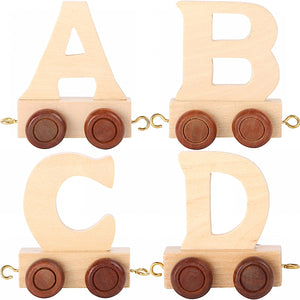 Legler Name Train Alphabet Letters