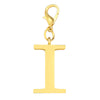 Large Gold Initial Charm | More Than Just at Gift | Narborough Hall