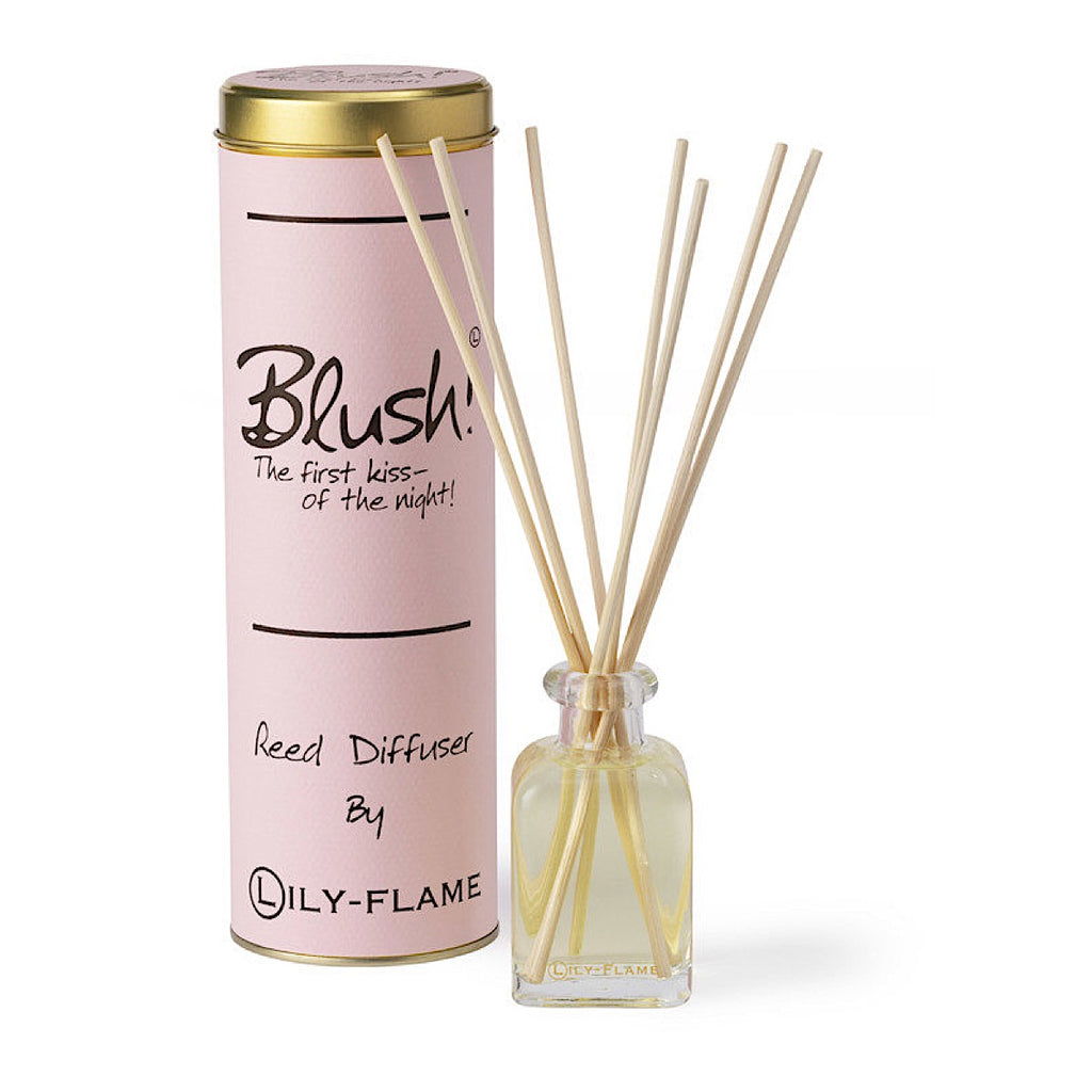 Lily-flame Blush Reed Diffuser