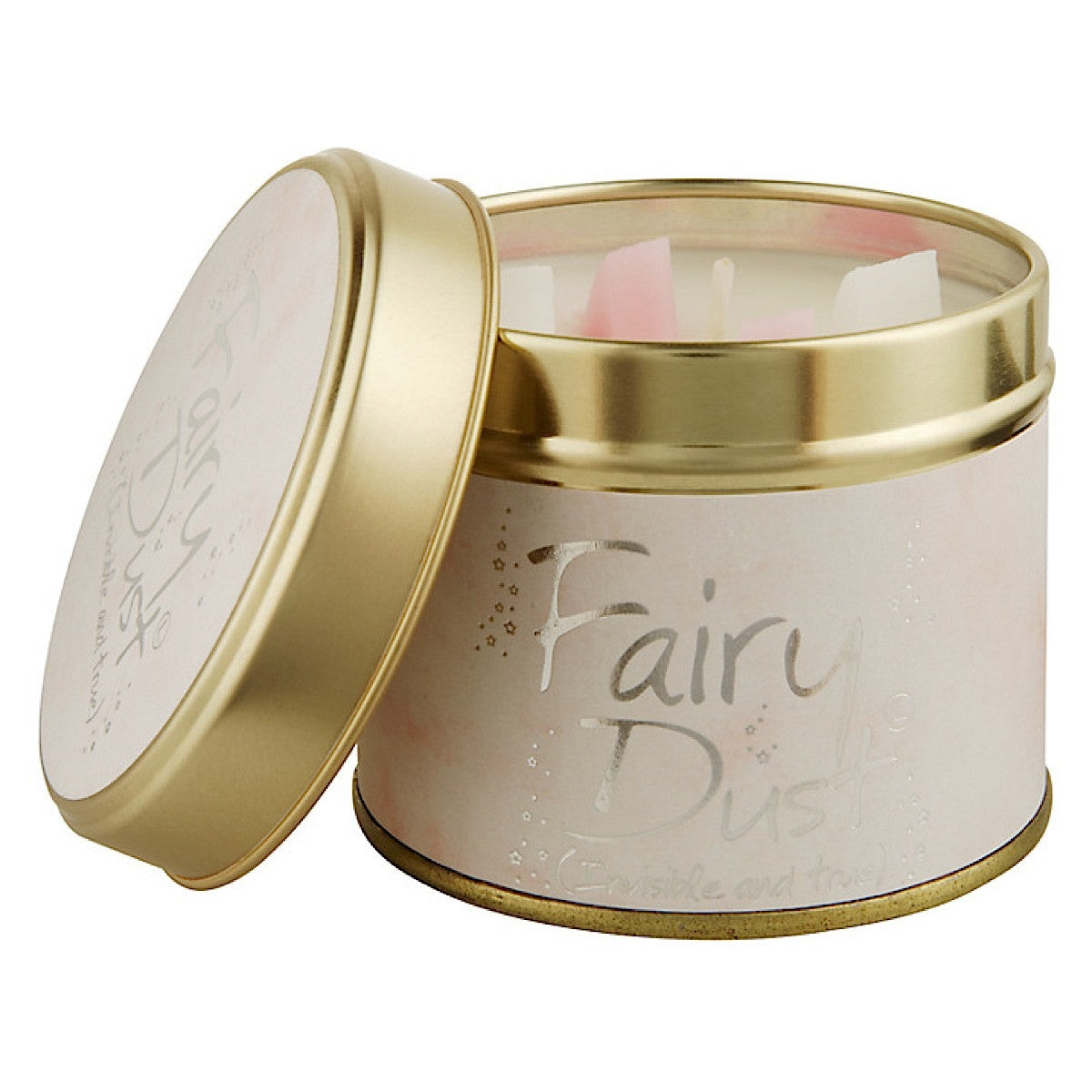 Lily-flame Fairy Dust Candle - Narborough Hall