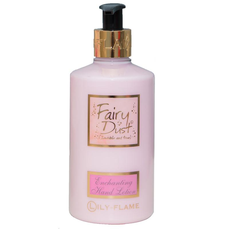 Lily-flame Fairy Dust Hand Lotion - Narborough Hall