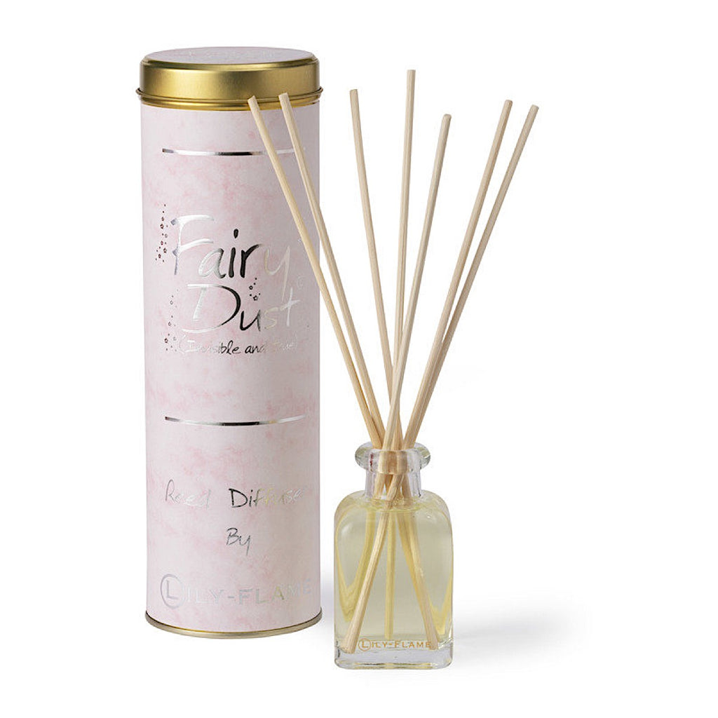 Lily-flame Fairy Dust Reed Diffuser