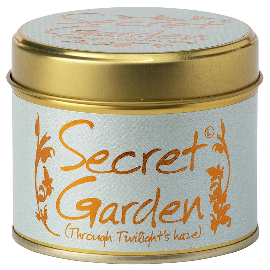 Lily-flame Secret Garden Candle