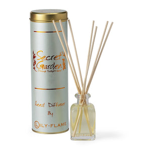 Lily-flame Secret Garden Reed Diffuser