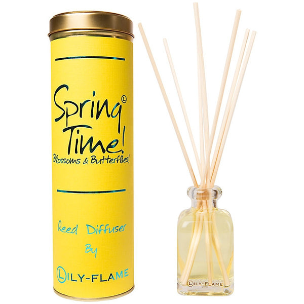 Lily-flame Spring Time Diffuser - Narborough Hall