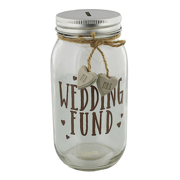 Love Story Money Box Wedding Fund