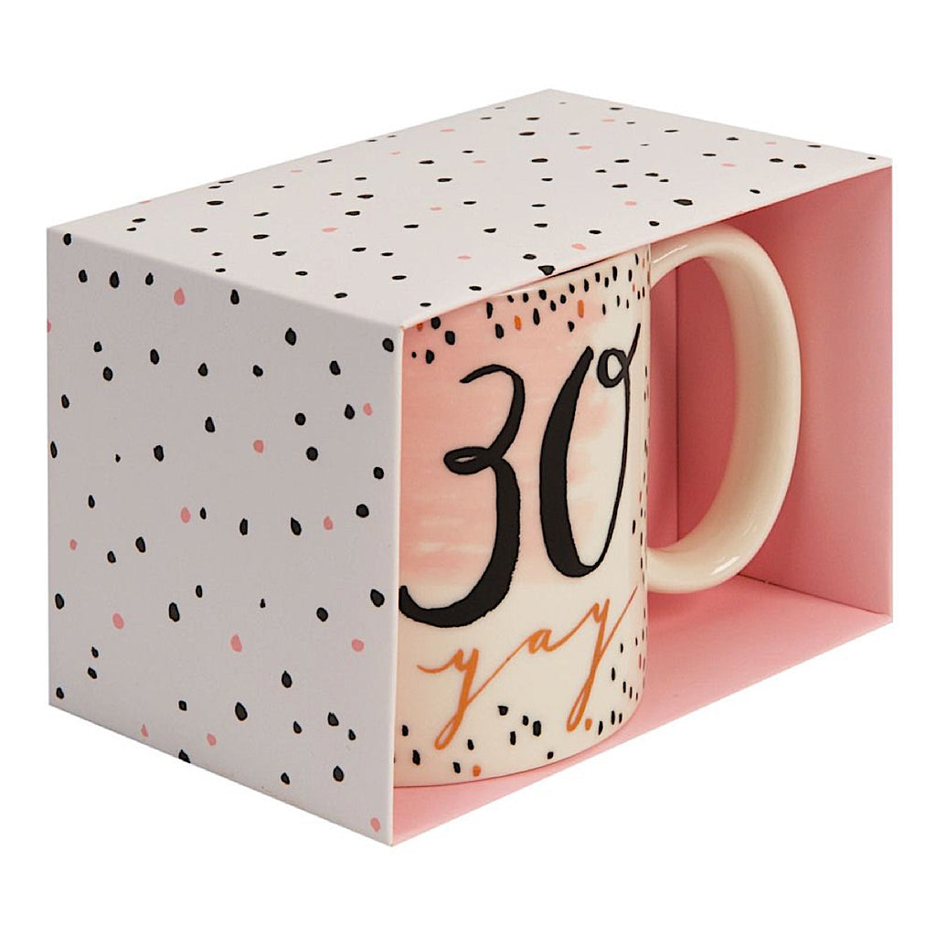 Luxe Ceramic 30 Yay Mug