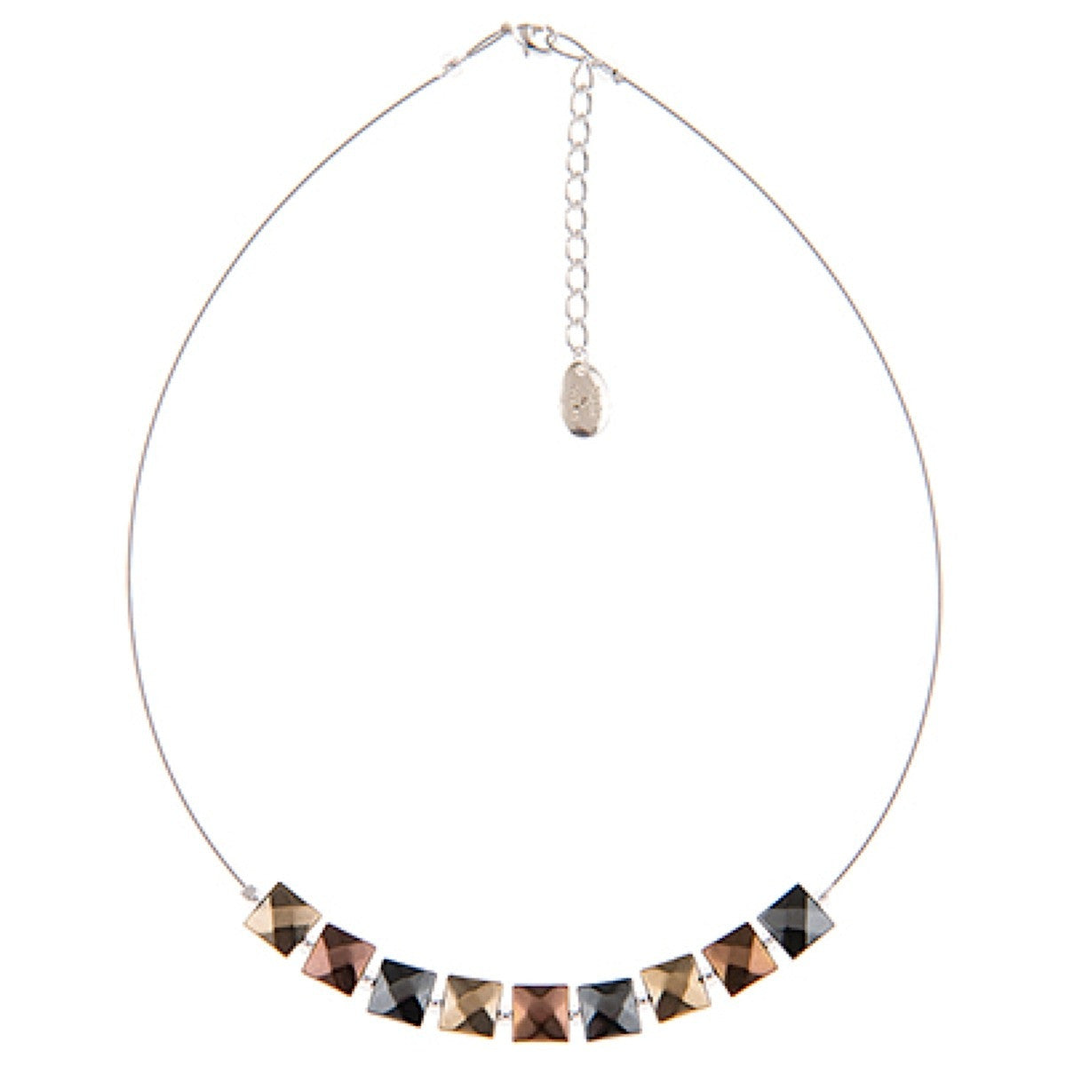 Metallic Boudica Necklace