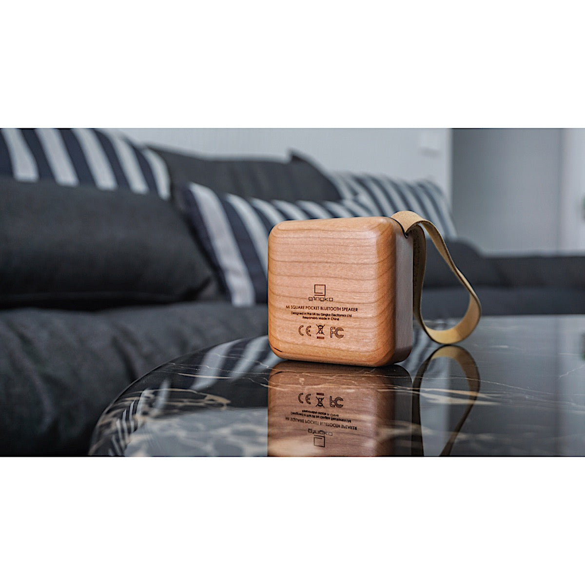 Mi Square Cherry Pocket Speaker