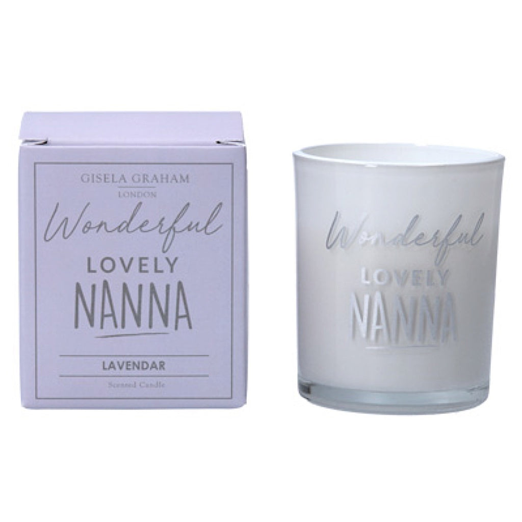 Nanna Mini Scented Boxed Candle Pot