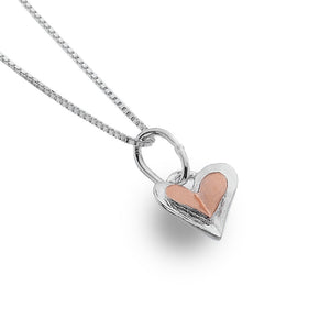 Silver Origins Love's Beginning Pendant - Sterling Silver