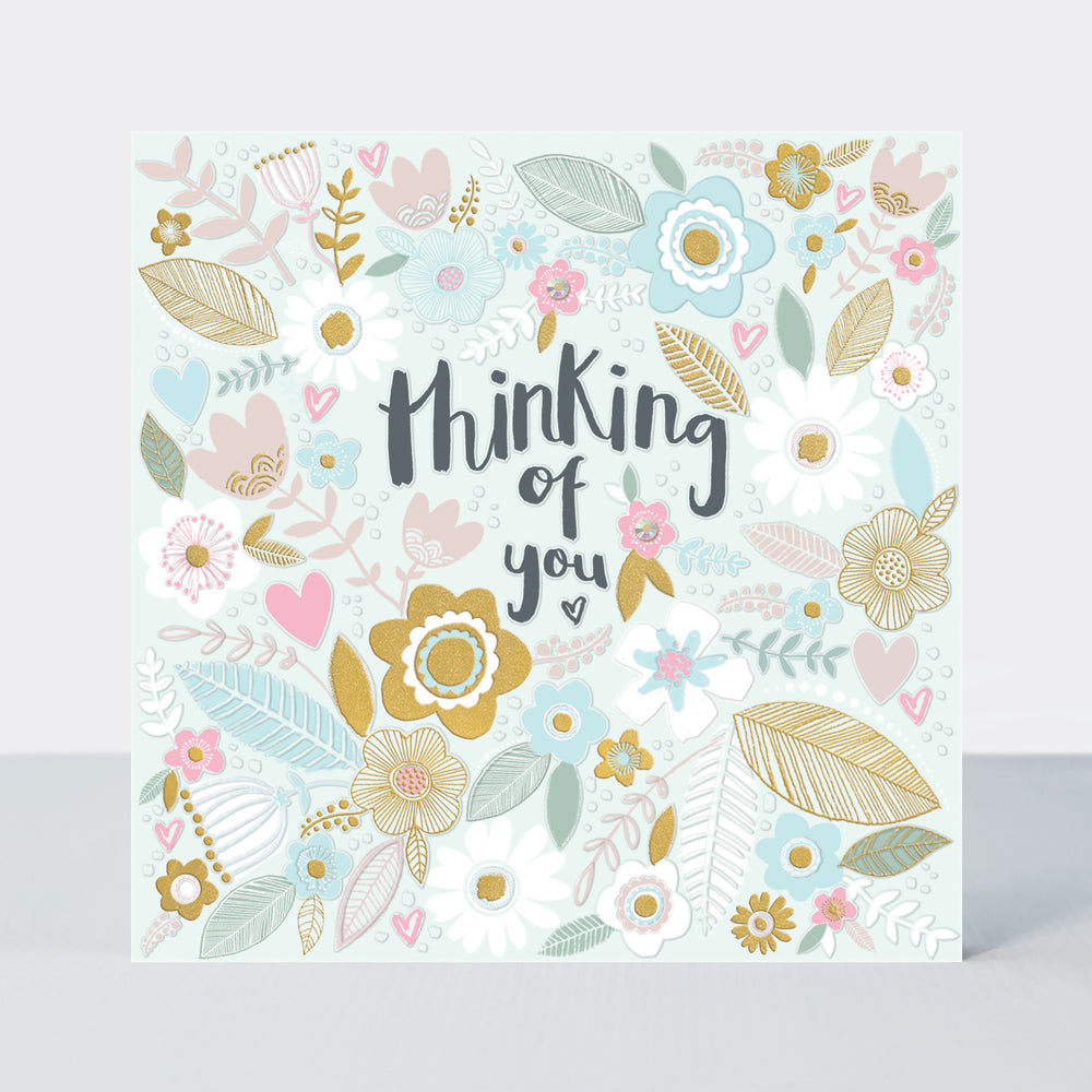 Peony Thinking of You Card