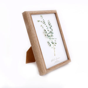 Eucalyptus 5x7 Wooden Photo Frame