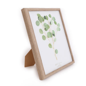 Eucalyptus 8x10 Wooden Photo Frame