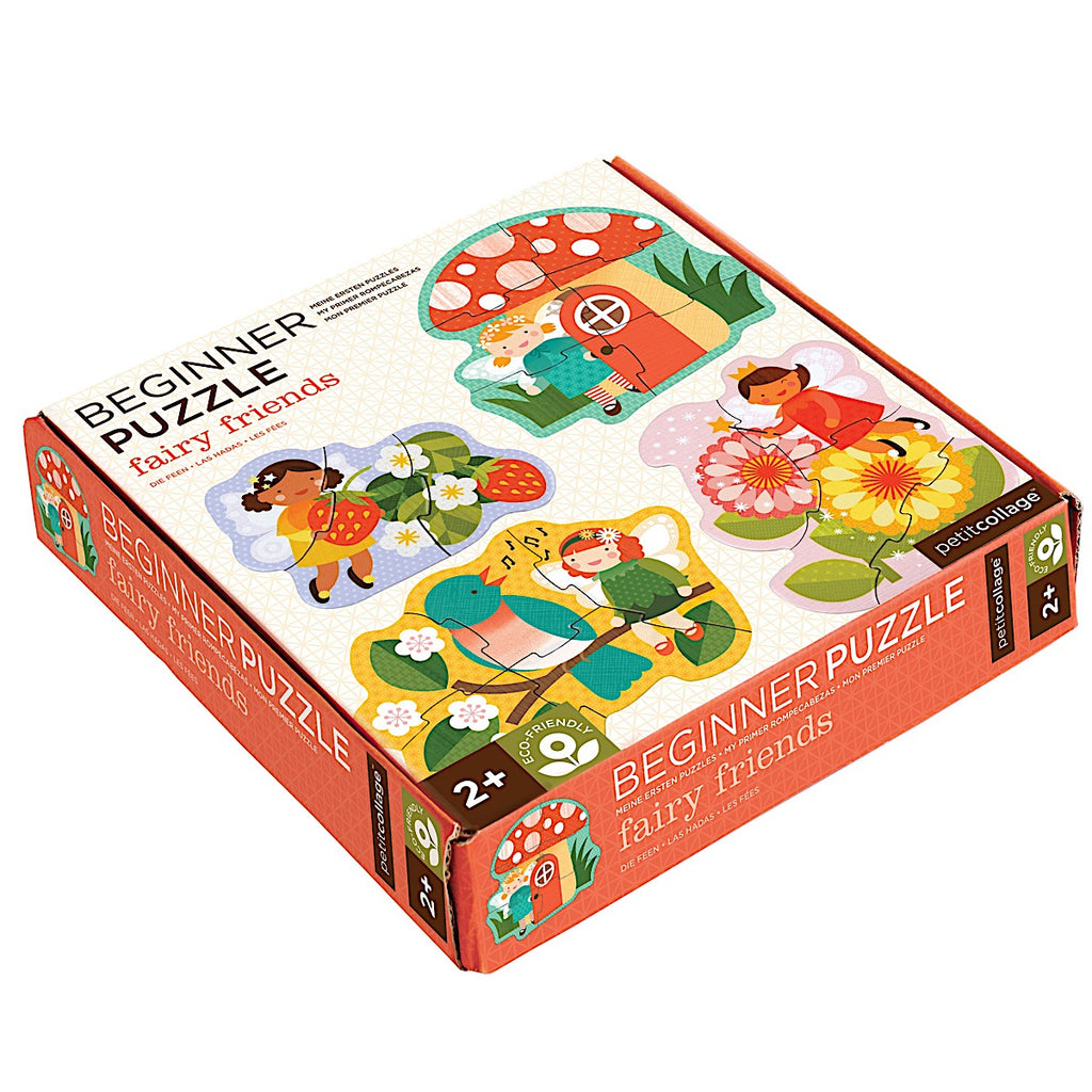 Fairy Friends Beginner Puzzle