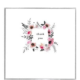 Cinnamon Aitch Piccadilly Thank You Card