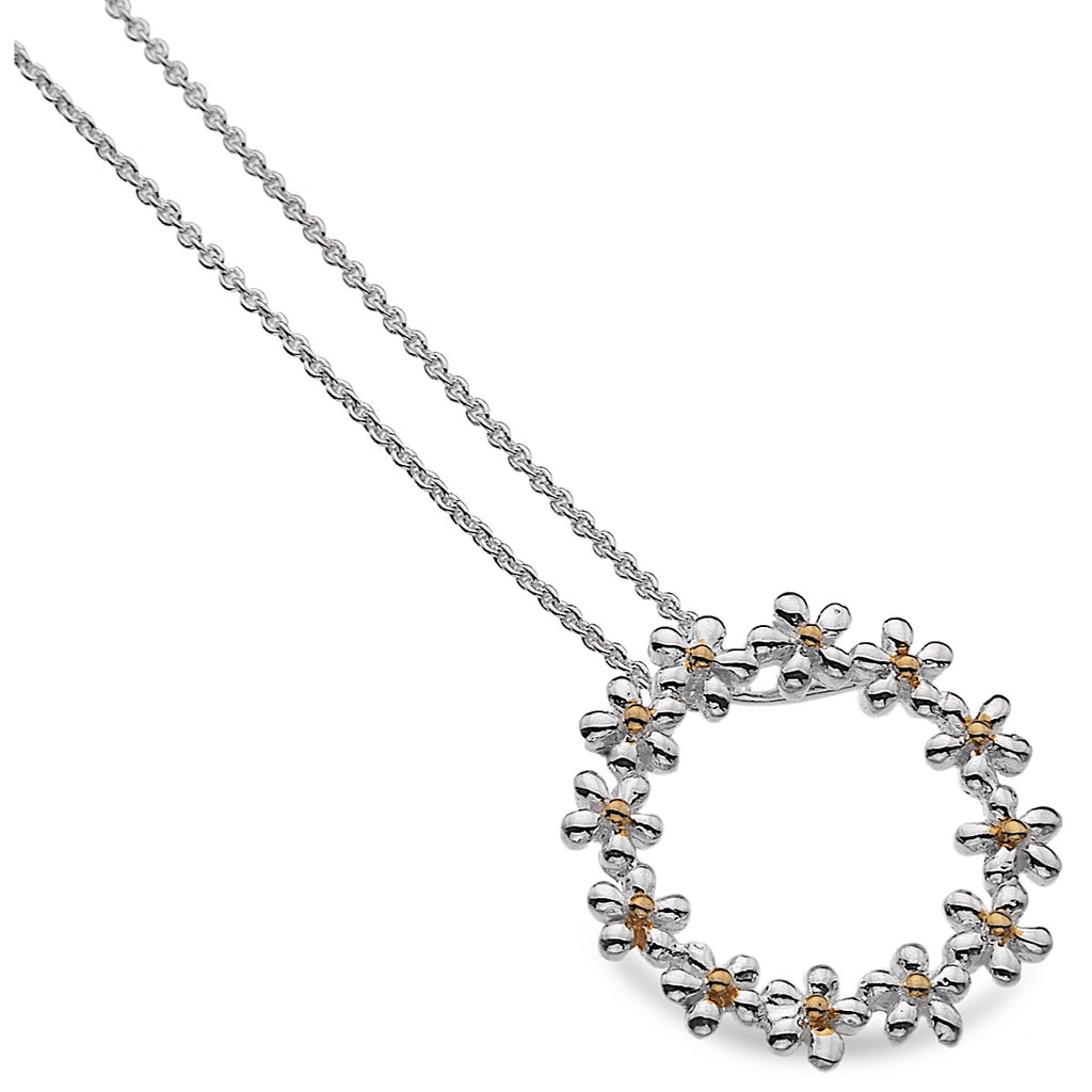 Pure Origins Daisy Circle Pendant | More Than Just at Gift | Narborough Hall