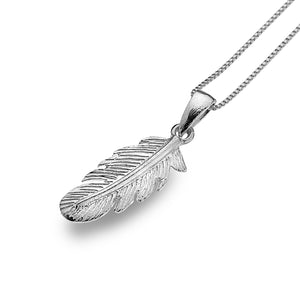 Pure Origins Feather Pendant | More Than Just at Gift | Narborough Hall