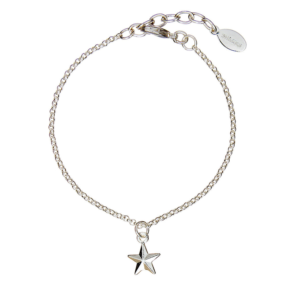 Silver Star Bracelet Shaard | More Than Just at Gift | Narborough Hall