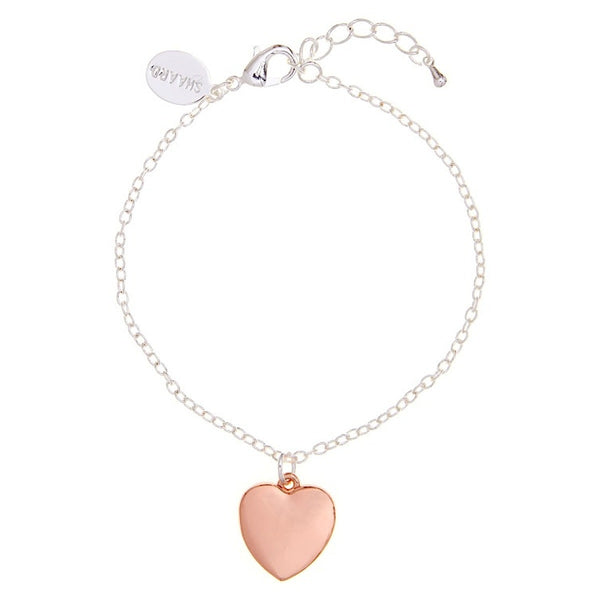 RG Heart Bracelet Shaard - Narborough Hall