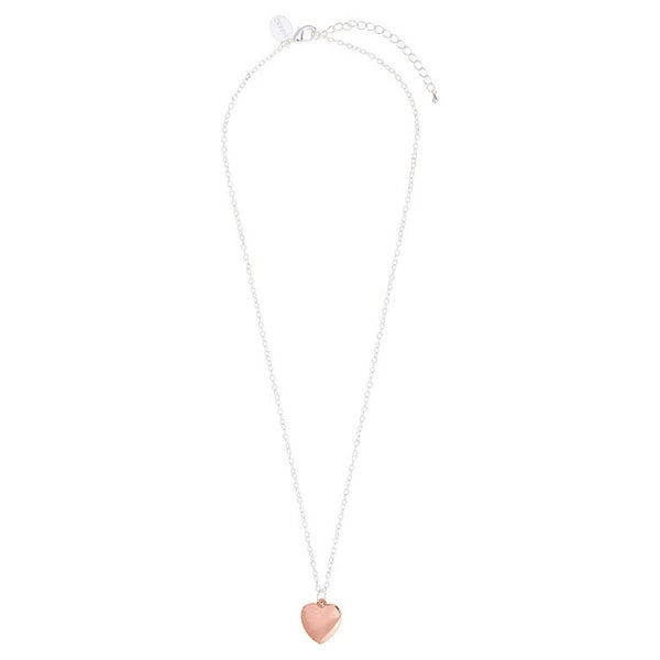 RG Heart Necklace Shaard - Narborough Hall