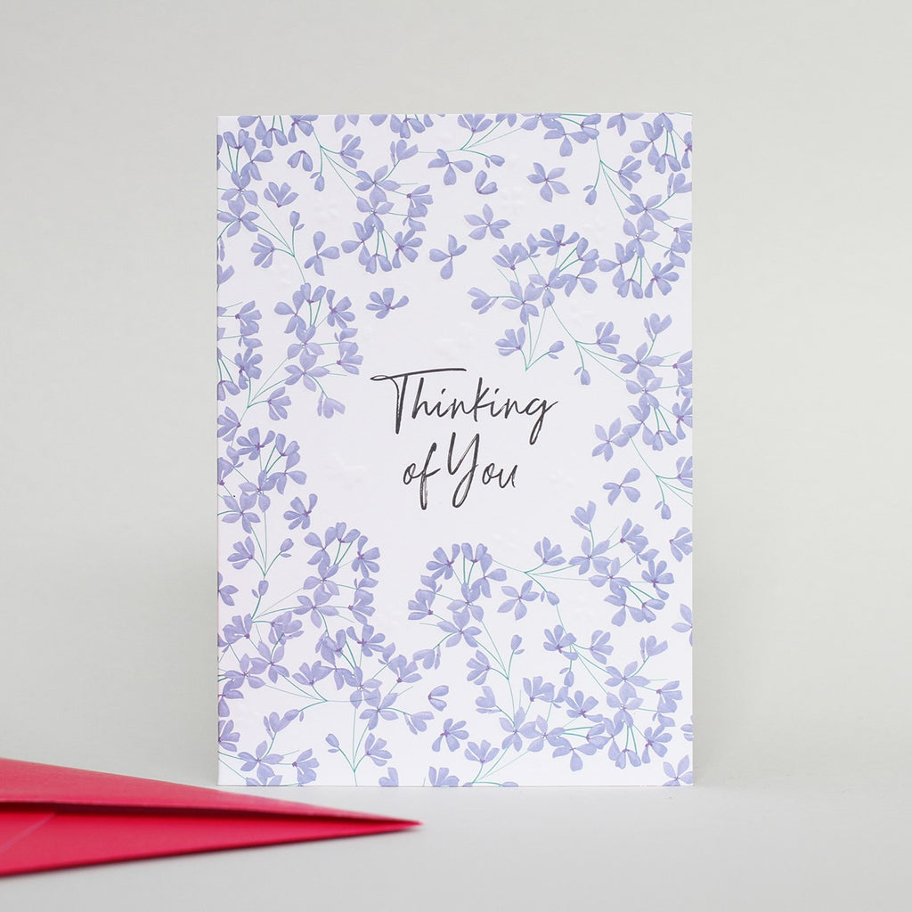 Wild Thing Thinking Of You Card
