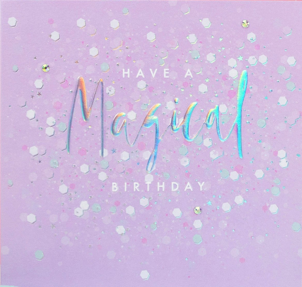 Aurora - Have A Magical Birthday Card |More Than Just A Gift