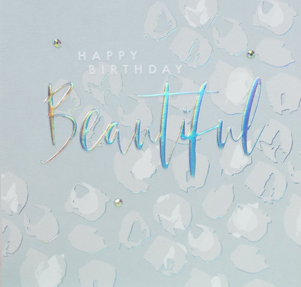 Aurora - Happy Birthday Beautiful Card |More Than Just A Gift
