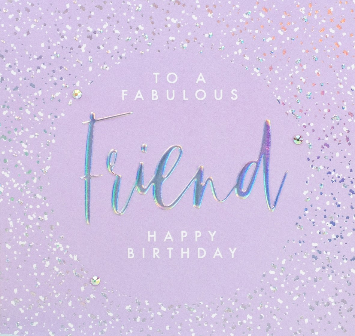 Aurora - Fabulous Friend Birthday Card |More Than Just A Gift
