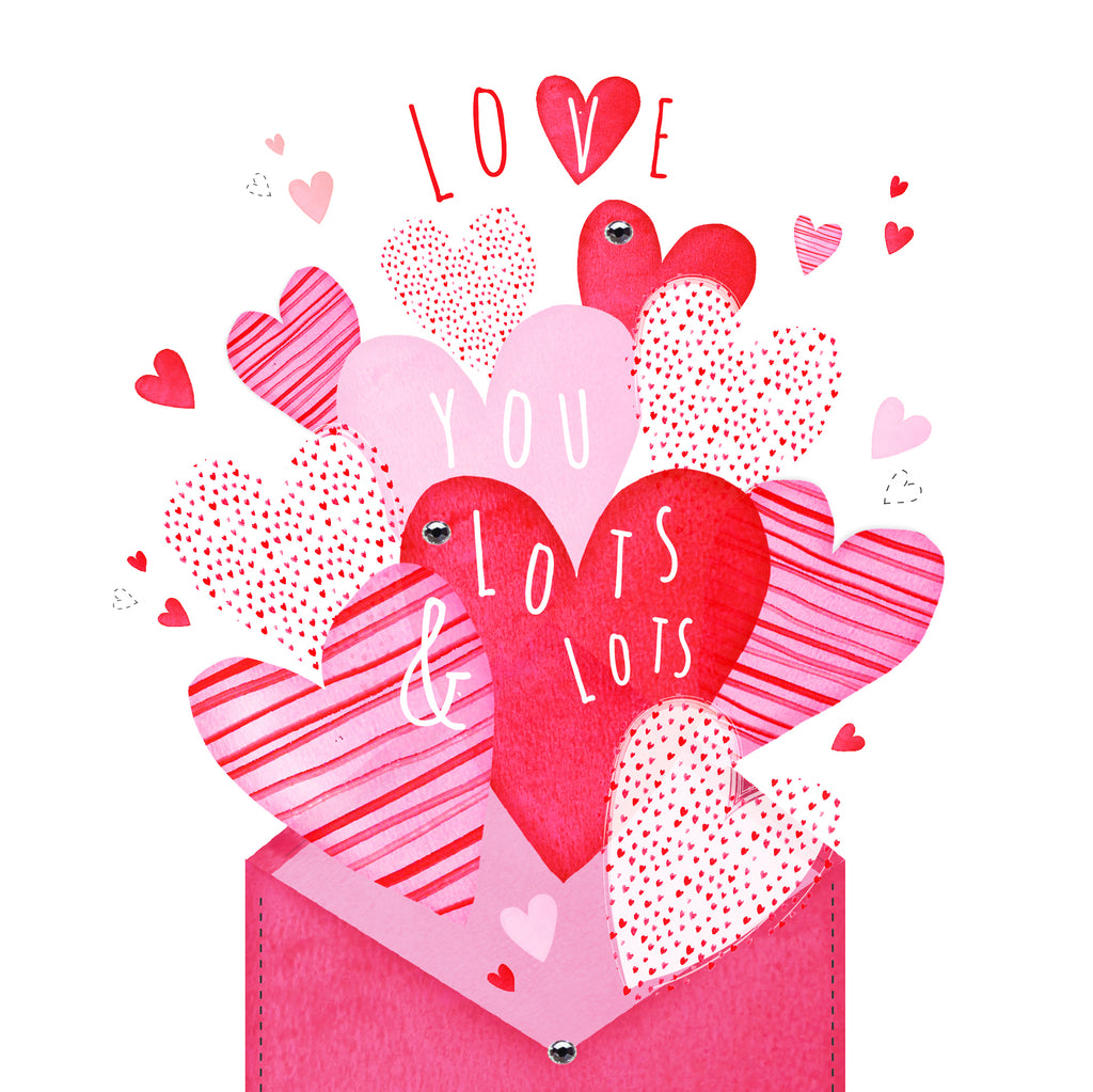 Always You - Love You Lots & Lots Card