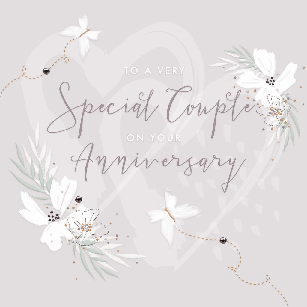 Callista - Special Couple Anniversary Card