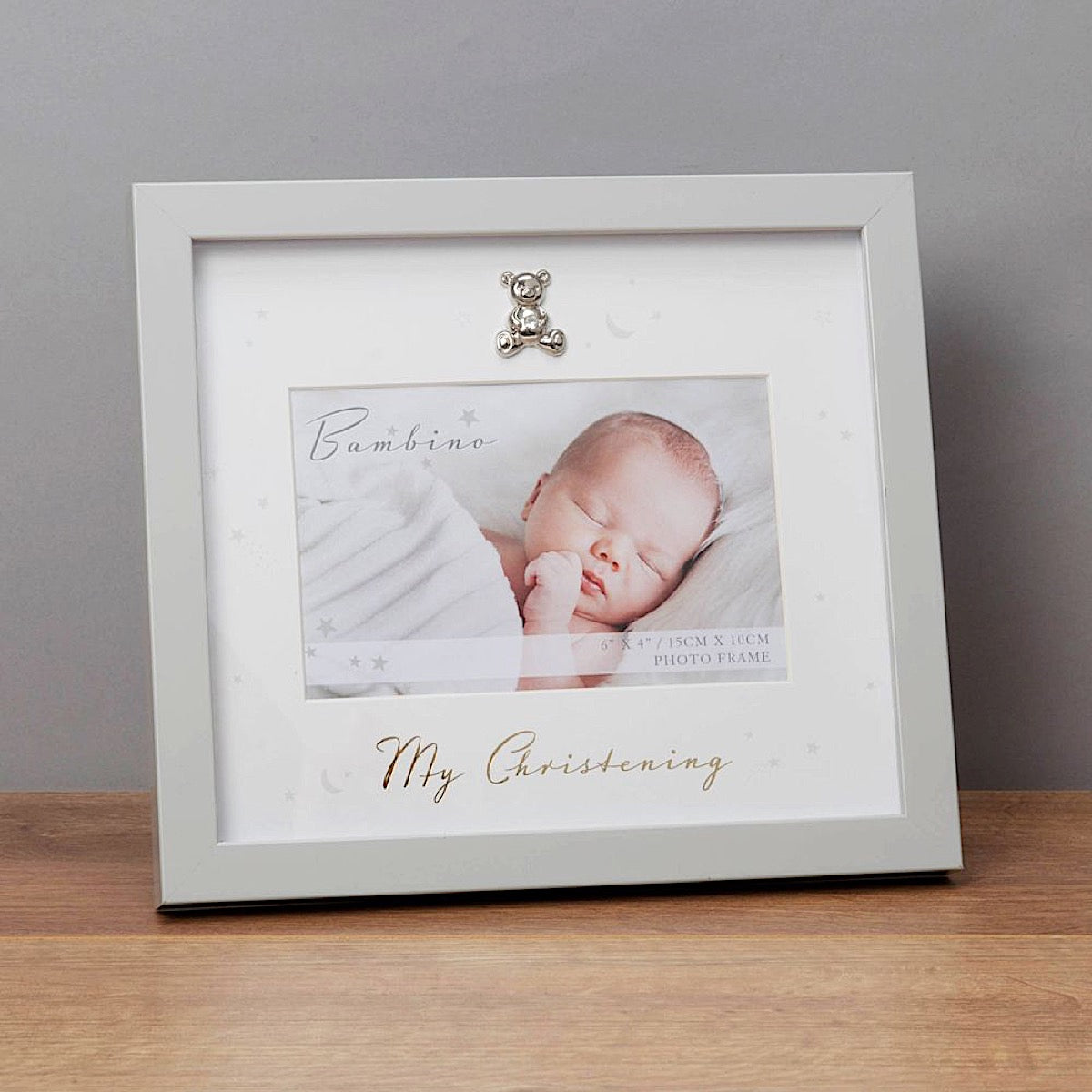 Bambino My Christening Photo Frame