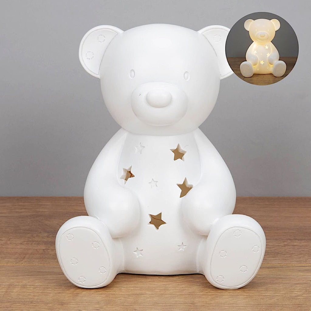 Bambino Light Up Night Light Bear