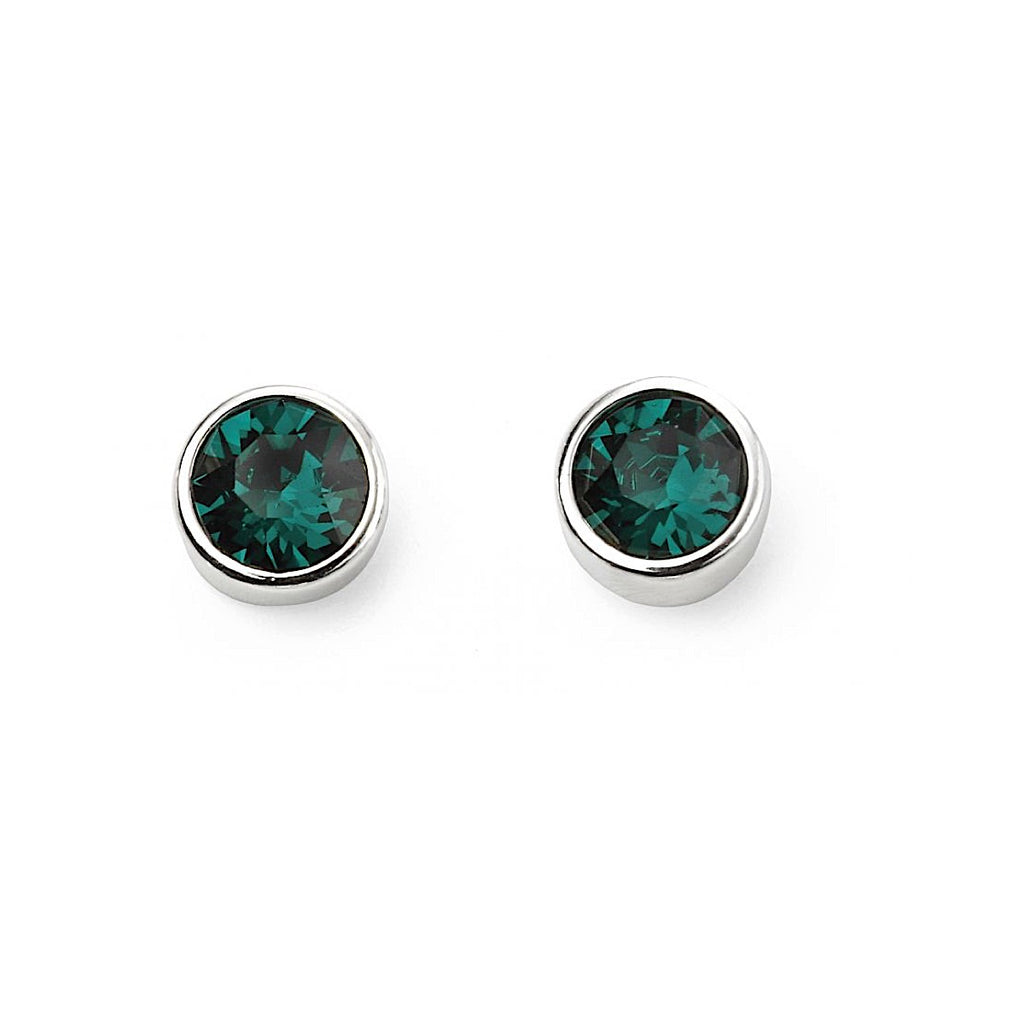 Beginnings May Birthstone Earrings | More Than Just at Gift | Narborough Hall