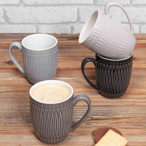 Home Living Grey Coffee Mug