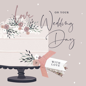 Imogen - On Your Wedding Day Card |More Than Just A Gift