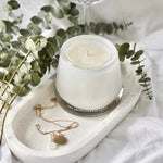The Aromatherapy Co Therapy Range Uplift Lime & Mandarin Candle